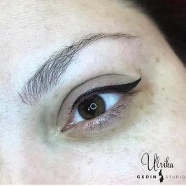 Eyeliner (med vinge)