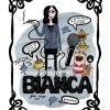 Min vän Bianca och hennes stand up.
