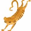 T som i Tiger.A till Ö-kort. Privat beställning/From a collection of Alphabet cards -09