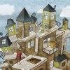 Johanssons hemlighet. Eget barnboksprojekt -11/illustration for my own childrens book project