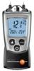 BOE:s Fuktmätare som mäter fuktkvot i trä och byggmaterial samt luftfuktighet och temperatur