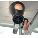 Ventilationskontroll luftflöden och hur många gånger byts inomhusluften i timmen