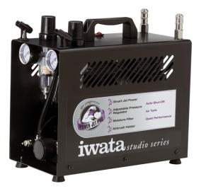Iwata Kompressor Power Jet Pro IS975