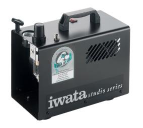 Iwata Kompressor Power Jet Lite IS925