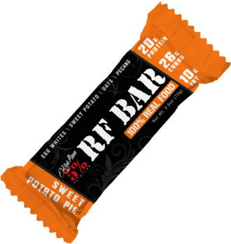 5% REAL FOOD BAR - 5 % bar SWET POTATO PIE