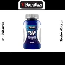 NuiriTech dailyvitamin 60 Caps