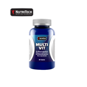 NuiriTech dailyvitamin 60 Caps