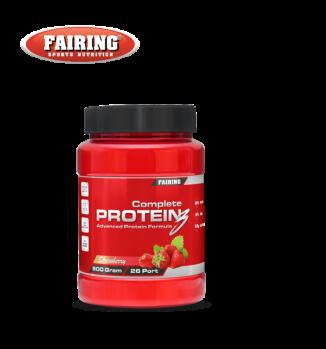 Fairing Complete Protein 3 800g - Fairing Complete protein 3 800 g Smaker Vanilla Icecream