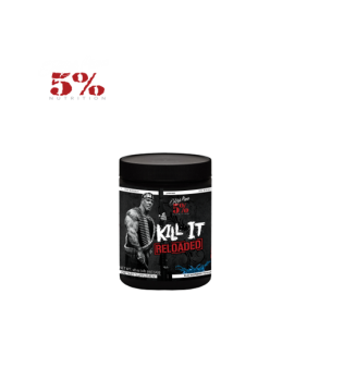 5% Kill It - RELOADED - - Kill It - RELOADED - Blue Raspberry