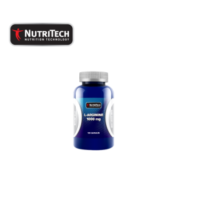 NuiriTech L-Arginine HCL 1000mg