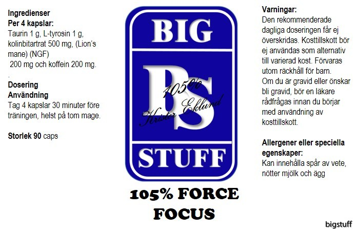 105 FORCE FOCUS