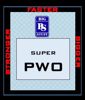 SUPER PWO - SUPER PWO