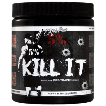 5% Nutrition KILL IT 358 g - KILL IT 358 g blue raspberry