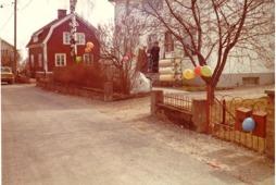 Butiken på Danavägen. År 1968