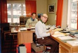 Ekonomiansvarig Klintenberg & Carl-Magnus Gustafsson
