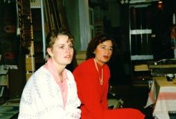 Karin Damström & Marianne Gustafsson
