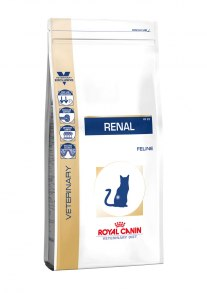 Royal Canin Veterinary Diets Renal  - Royal Canin Veterinary Diets Renal - 2 kg