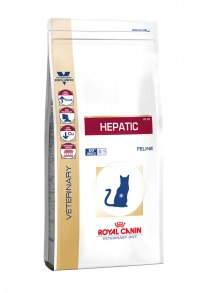 Royal Canin Veterinary Diets Hepatic - Royal Canin Veterinary Diets Hepatic - 2 kg