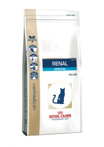 Royal Canin Veterinary Diets Renal Special  - Royal Canin Veterinary Diets Renal Special - 2 kg