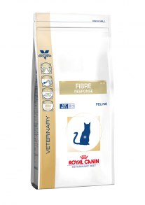 Royal Canin Veterinary Diets Fibre Response  - Royal Canin Veterinary Diets Fibre Response - 0,4 kg