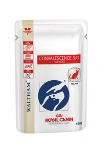 Royal Canin Veterinary Diets Convalescence Support S/O - Royal Canin Veterinary Diets Convalescence Support S/O - 12x100g