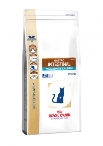 Royal Canin Veterinary Diets Gastro Intestinal Moderate Calorie - Royal Canin Veterinary Diets Gastro Intestinal Moderate Calorie - 2 kg