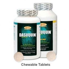 Dasuquin - Små hundar (under 28,5 kg) - Dasuquin - Små hundar (under 28,5 kg)