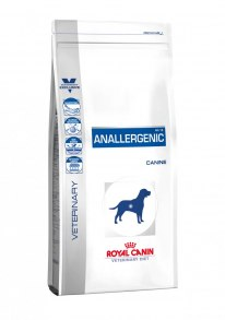 Royal Canin Veterinary Diets Anallergenic - Royal Canin Veterinary Diets Anallergenic - 3 kg