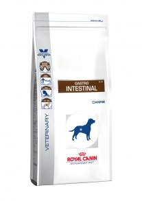 Royal Canin Veterinary Diets Gastro Intestinal  - Royal Canin Veterinary Diets Gastro Intestinal - 2 kg