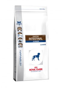 Royal Canin Veterinary Diets Gastro Intestinal Junior  - Royal Canin Veterinary Diets Gastro Intestinal Junior - 2,5 kg