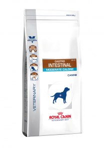 Royal Canin Veterinary Diets Gastro Intestinal Mod. Calorie - Royal Canin Veterinary Diets Gastro Intestinal Mod. Calorie - 2 kg