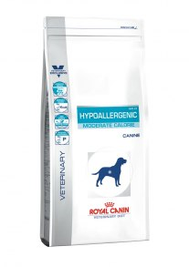 Royal Canin Veterinary Diets Hypoallergenic Moderate Calorie - Royal Canin Veterinary Diets Hypoallergenic Moderate Calorie - 1,5 kg