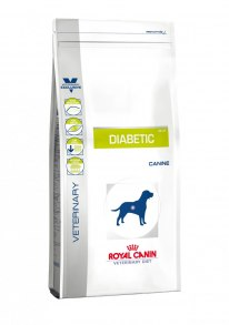 Royal Canin Veterinary Diets Diabetic - Royal Canin Veterinary Diets Diabetic - 1,5 kg
