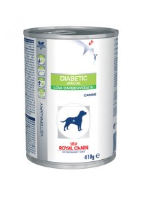Royal Canin Veterinary Diets Diabetic Special - Royal Canin Veterinary Diets Diabetic Special - 12x410 g