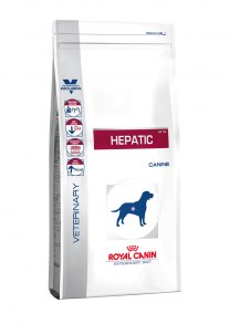 Royal Canin Veterinary Diets Hepatic - Royal Canin Veterinary Diets Hepatic - 1,5 kg