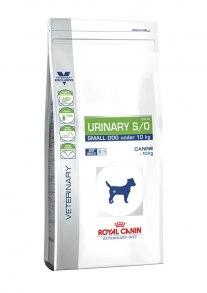 Royal Canin Veterinary Diets Urinary S/O Small Dog under 10kg - Royal Canin Veterinary Diets Urinary S/O Small Dog under 10kg - 2 kg