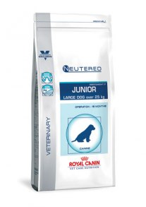 Royal Canin Neutered Junior Large Dog - Royal Canin Neutered Junior Large Dog - 4 kg