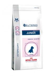 Royal Canin Neutered Junior Medium Dog - Royal Canin Neutered Junior Medium Dog - 4 kg