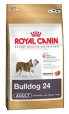 Royal Canin Breed Bulldog 24 Adult