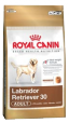 Royal Canin Breed Labrador Retriever 30 Adult