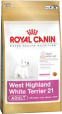 Royal Canin Breed West Highland White Terrier 21