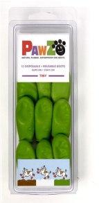 Pawz hundsko - Pawz hundsko, Tiny, 2,5cm ljusgrön