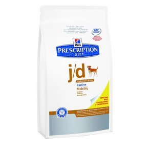 Hills Vet Hund j/d Reduced Calorie - Hills Vet j/d Reduced Calorie - 4 kg
