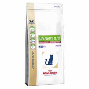 Royal Canin Veterinary Diets Urinary S/O Olfactory Attraction - Royal Canin Veterinary Diets Urinary S/O Olfactory Attraction - 1,5 kg