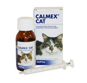 Utförsäljning: Calmex Cat 60 ml - Vid oro och ångest hos katt -