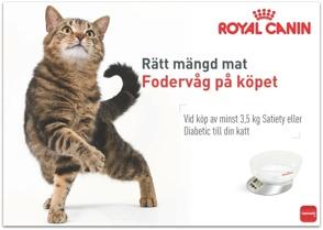 Sollentuna Veterinärklinik - Fodervåg på köpet