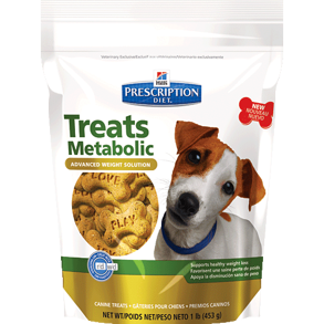 Prescription Diet Canine Metabolic Treats -