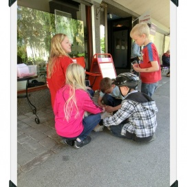 Sollentuna Veterinärklinik - Vårfest 2012 CIMG0147