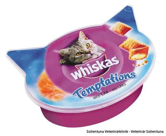 Sollentuna veterinärklinik - Whiskas Temptations 176003