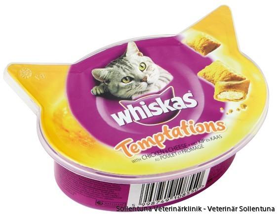 Sollentuna veterinärklinik - Whiskas Temptations 176000_1